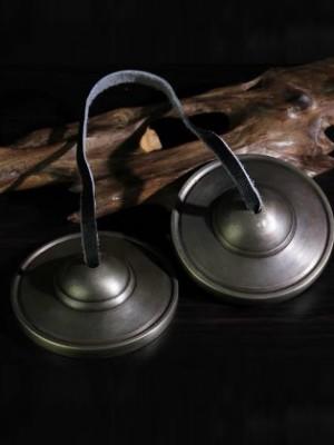 銅製碰鈴-Tingsha