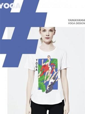 YamaYama Yoga T-shirt